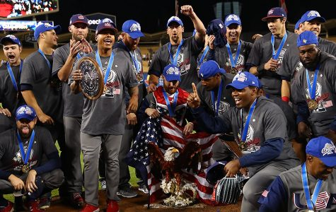 Team USA Wins 2017 World Baseball Classic