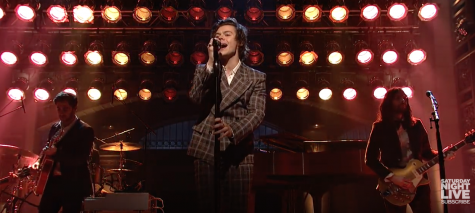 It's ABOUT Time, Harry Styles Drops Single