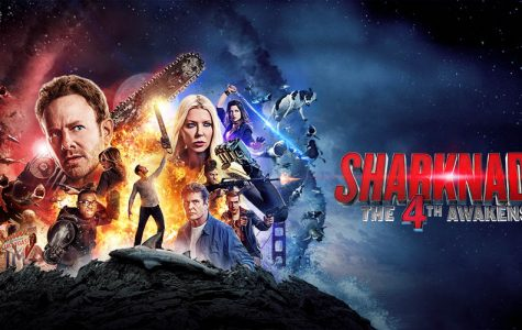 Sharknado Becomes Best Selling Movie Franchise of All-Time
