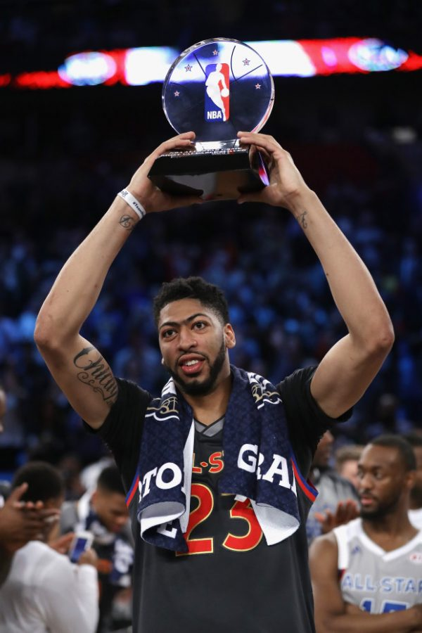 The NBA held its 66th annual NBA All-Star game this past weekend. Anthony  Davis made history scoring the most points in an All-Star game with 52. 0c99a896f