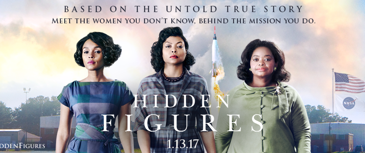 Hidden Figures Should Be Showing On Your Movie Radar