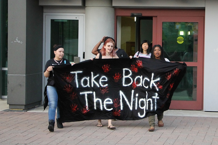 WPU Marches Against Violence Towards Women