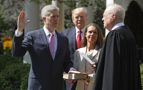 Gorsuch Appointed to Supreme Court