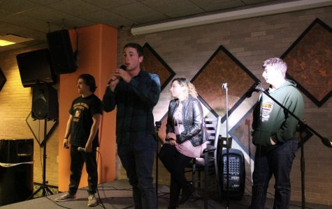 The Comedy Club brings laughs to WPU