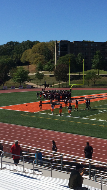William Paterson versus Wesley