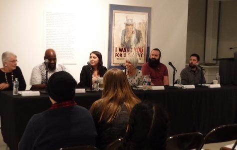 Alumni Art Panel Hosted at WPU