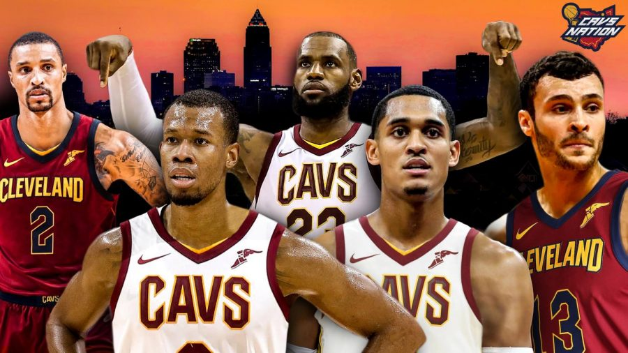 2a89feac1db NBA Trade Deadline: The New Look Cleveland Cavaliers - The Beacon