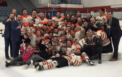 Sabato Scores 6 Points as Pioneers Win SECHL Championship