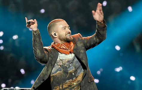 Timberlake's SuperBowl halftime show is one for the record books