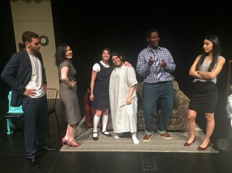 """My Wonderful Day"" premiers at William Paterson"