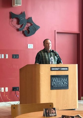 Sexual Assault Advocate James Landrith shared his story and personal challenges he faced when going public.