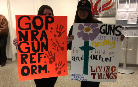 WPU Students March for Their Lives