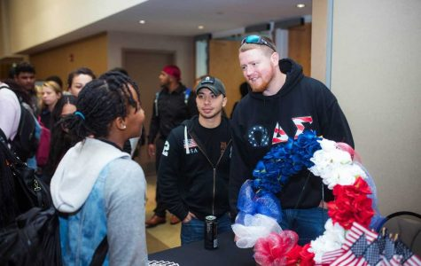 Student Veterans Pay Homage to 9/11