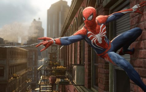 'Spider-Man' Does Whatever A Spider Can on PlayStation 4