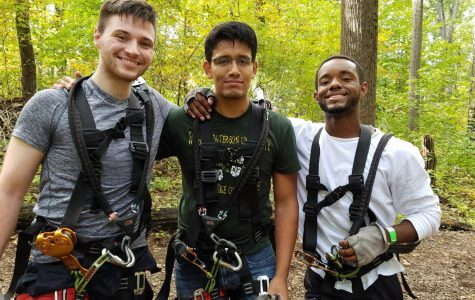 William Paterson Students Enjoy a Weekend Through the Trees