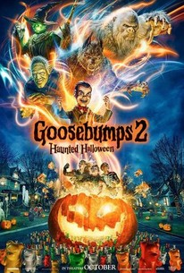 'Goosebumps 2: Haunted Halloween' Forgets to Frighten the Audience