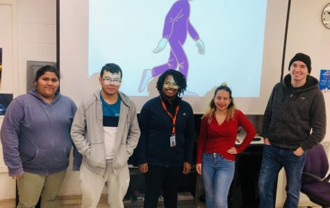 Clubs Corner: Animation Club Brings Vision to Life