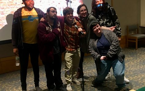 The Comedy Club Brings Laughter to the Library