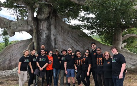 WP Communication Department Returns to Vieques, Puerto Rico