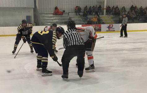 Pioneers Hockey Shut Out Against Dragons