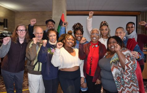 Black Panthers visit William Paterson for Black History Month