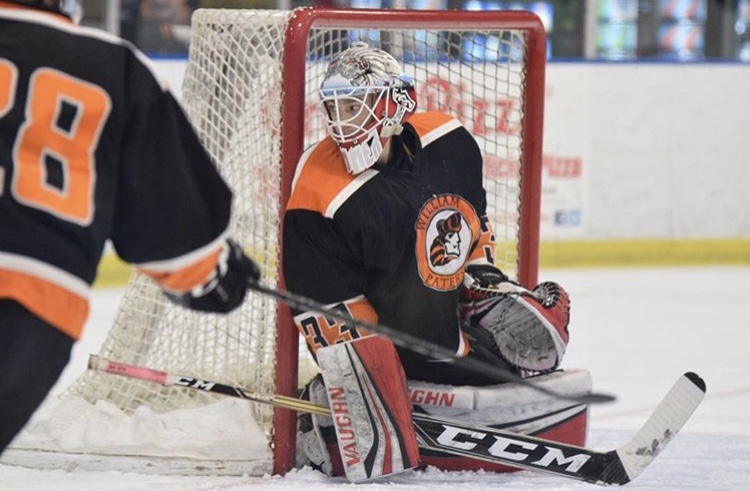 Pioneers Goaltender proving doubters wrong with strong first season