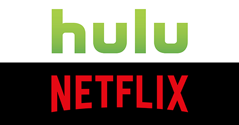 Stop by Red or Go to Green? Netflix vs. Hulu