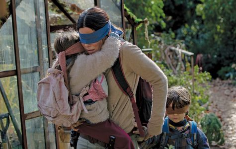 'Bird Box' has audiences going crazy, inspires new popular challenge