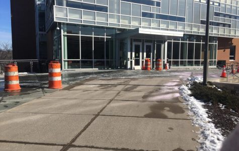 Flooding at multiple William Paterson buildings