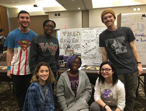 The Green League aims to make William Paterson University more sustainable