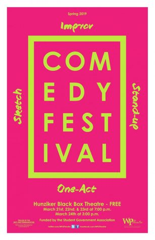 William Paterson University's First Comedy Festival
