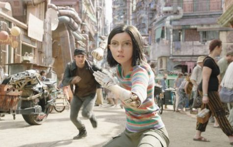 Alita: Battle Angel is an Action-Packed Must-See