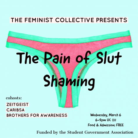Feminist Collective Event Discussed Issue of 'Slut Shaming'