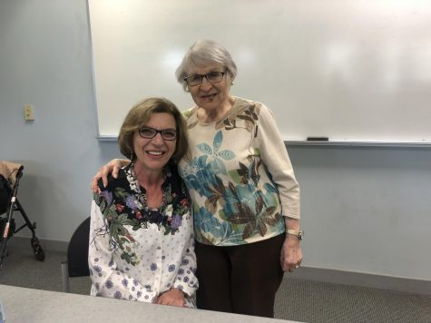 WPU Center for Holocaust and Genocide Studies Welcomes Survivor