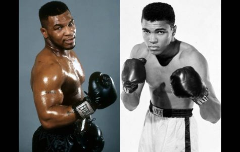 Fight Of The Century: Mike Tyson vs. Muhammad Ali's Ghost.