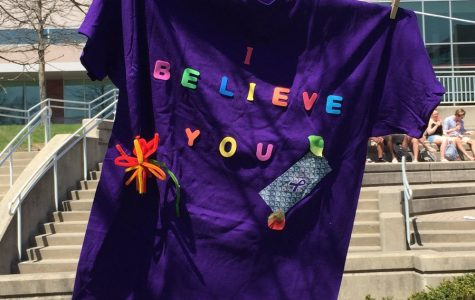 The Clothesline Project Brings Awareness to Sexual Violence