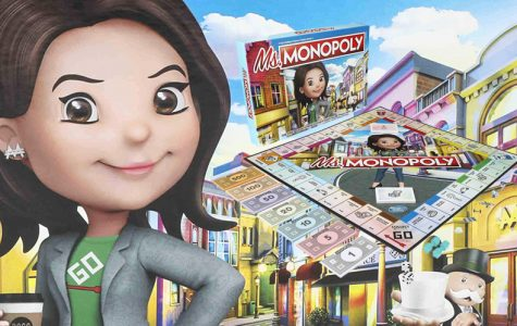 This month, Hasbro released Ms. Monopoly, a version of the game where female players collect $240 instead of $200 after passing