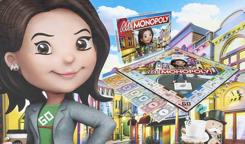 "Why I'd Never Let Ms. Monopoly Pass ""Go"""