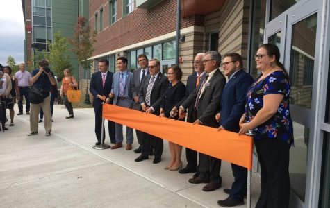 William Paterson welcomes new dorm building, Skyline Hall