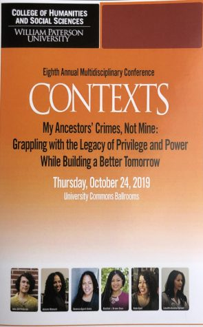 "College of Humanities and Social Science's Eighth Annual Conference ""Contexts,"" Features Six Scholarly Women of Color"