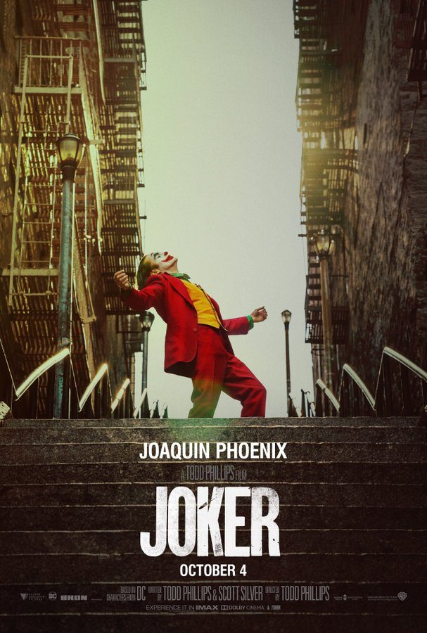 """""""Joker"""" is a Great Way to Show some of the Problems in Today's Society"""