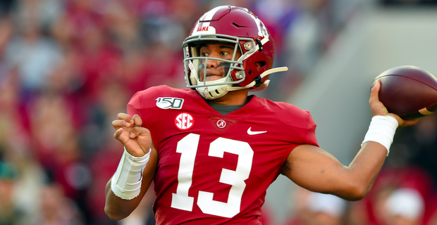 Tua Tagovailoa draft stock after season-ending injury