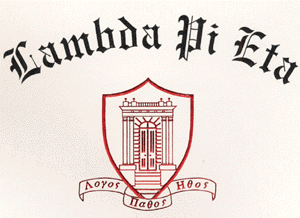 Spotlight: WP's Communication Honor Society, Lambda Pi Eta
