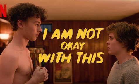 """I Am Not Okay  With This"" Netflix Review: A Teen with Superpowers in an 80s Time Warp"
