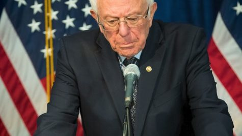 Bernie Sanders announces he is dropping out of the Presidential Election