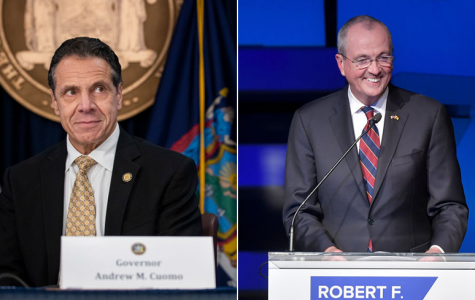 Govs. Andrew Cuomo and Phil Murphy