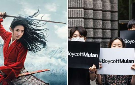 Lui Yifei ruins the Release of Mulan because of a comment On Social Media