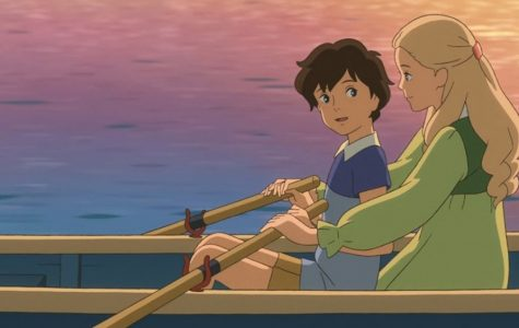 """[Anna and Marnie. Courtesy of, """"When Marnie Was There"""" film.]"""