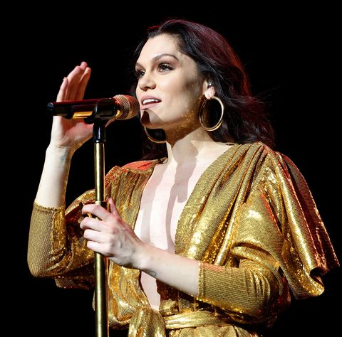 JESSIE J AT THE NATIONAL STADIUM CREDIT: OWENHUMPHREYS, 2nd December 2018