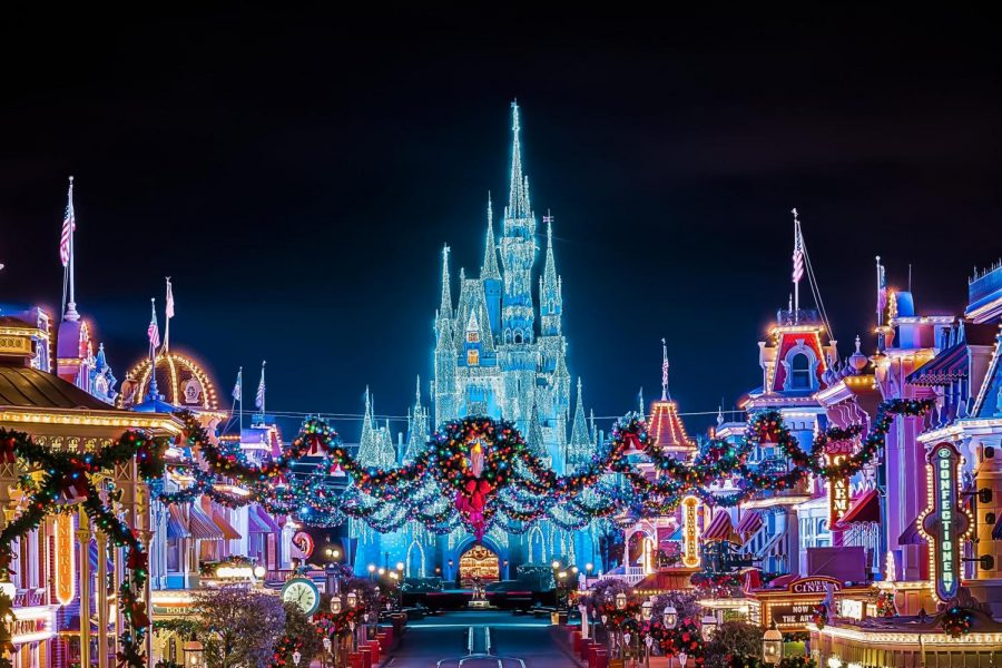 Disney's Magic Kingdom in Orlando Florida, Image Credit: Marc Stampfli